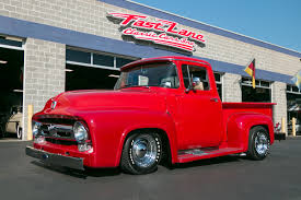 Fastest Ford Truck 1956 Ford F100 Fast Lane Classic Cars