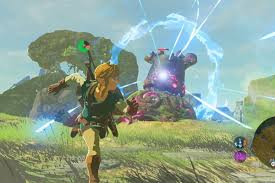 By The Light Of The Halloween Moon Let U0027s Talk About That U0027bad Review U0027 Of Breath Of The Wild Polygon
