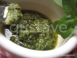 cuisine v itienne recettes pistou pesto en italie la recette gustave