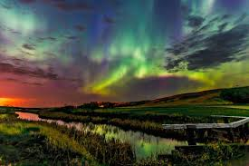 Northern Lights Credit Union Northern Lights May Put On A Show Wednesday Night Here U0027s How To