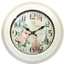 Large Shabby Chic Wall Clock by Best 25 Wall Clock Price Ideas On Pinterest Led Wall Clock