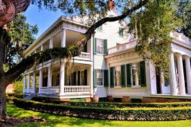 Plantation Style House by Haunted Nation Rosedown Plantation St Francisville La Stop