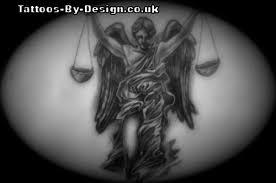 libra tattoo symbols zodiac symbol tattoos