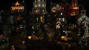 hawthorne village halloween department 56 halloween village youtube