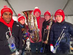 Zoo Lights Boston by Valvemageddon Pritchard Music Academy U0027s Powerhouse Brass Spreads