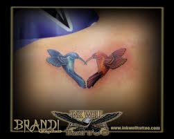 hummingbird and rose tattoo tattoo collection