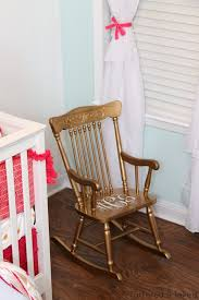 Baby Rocking Chairs For Sale Furniture Upholstered Nursery Rocking Chair With Cozy Berber