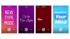 types of purple instagram here s how to switch font types in stories adweek