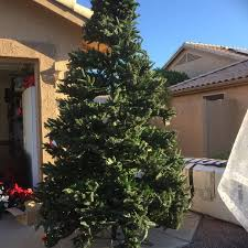 10ft christmas tree paddock 10ft prelit christmas tree furniture in peoria az offerup