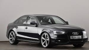 black audi used audi a4 black edition for sale motors co uk