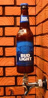bud light beer tap handle bud light beer tap handle a cool gift for mancave kegerator or