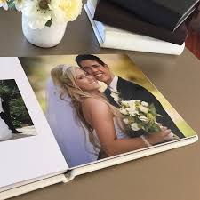 Diy Wedding Photo Album Flush Mount Albums