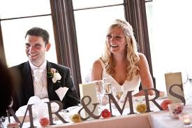 mr and mrs table decoration mr mrs sign for our top table my perfect wedding pinterest