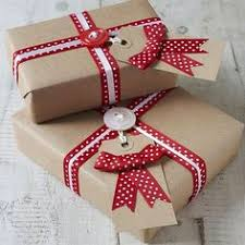 brown gift wrapping paper how to create a magical christmas when you no money
