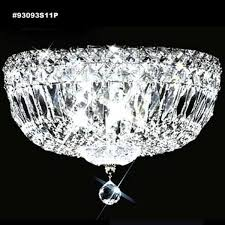 Moder Chandelier James R Moder Crystal Flush Mount Chandelier Model 93093 U2013 Shop
