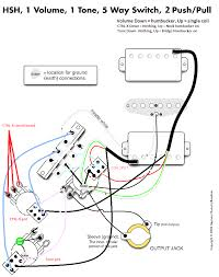 fender hsh wiring diagram fender wiring diagrams
