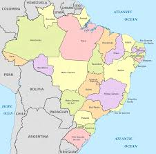 State Abbreviations Map by File Brazil Administrative Divisions States En Colored Svg