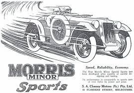 the vintage minor register index page