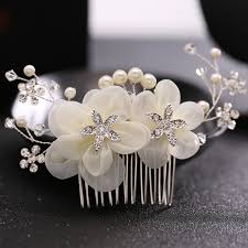 pearl hair accessories tuanming luxury bridal wedding hair accessories pearl hair comb