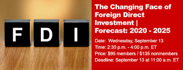 new york times forecast dial edco the changing face of foreign direct investment forecast