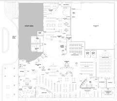 floor plan loan meeting rooms