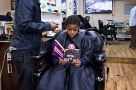 feminization haircut stories black boys barbershops and books black girls read for cash and
