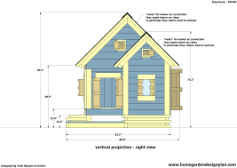 free house plan design home garden plans dh300 dog house plans free how to build an best