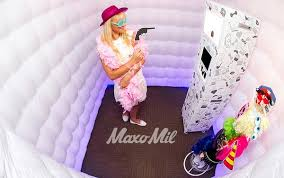 Barbie Photo Booth Inflatable Photo Booth Cube For Sale U2013 Maxomil