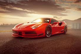 Ferrari F12 Aerodynamics - novitec rosso ferrari 488 gtb and spider n largo hypebeast