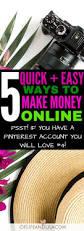 best 20 how to make money ideas on pinterest extra money how