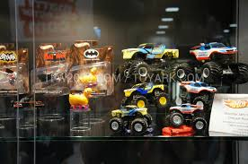 monster jam toy trucks for sale sdcc 12 wheels including kitt the toyark news
