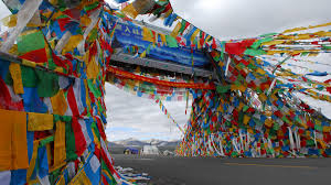 Festival Of Flags Free Images Color Prayer Flag Tibet Art Festival Mountains