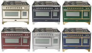 Italian Cooktop Design Your Own Custom Ilve Italian Range At Elite Appliance The