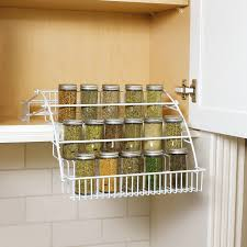 Spice Rack Inserts For Drawers Kitchen Hanging Spice Rack For Your Spice Storage Solutions