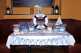 anchor baby shower decorations nautical baby shower cakes ideas party xyz