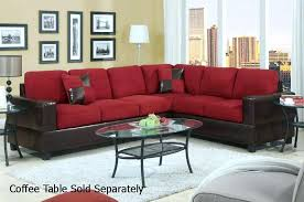 red sofa set for sale red sectional living room furniture red leather sectional sofa