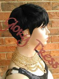 hair products for pixie cut on sale short razor cut full wig pixie cut hairstyle 100
