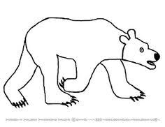 eric carle coloring pages polar bear polar bear what do you hear printable animal masks