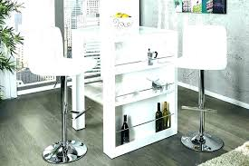 table blanche cuisine table haute blanche table haute lank blanche table haute blanche