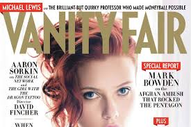 Vanity Fair Gift Subscription Scarlett Johansson Covers The New Vanity Fair Michelle Williams U0027s