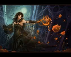 halloween desktop background images halloween wallpaper by sandara on deviantart