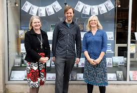 design bloggers at home waterstones waterstones have announced they will sponsor the literature events