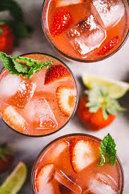 easy spicy strawberry mojitos plays well with butter