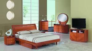 Emily Bedroom Furniture Emily Bedroom Set Cherry Buy At Best Price Sohomod