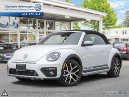 volkswagen 2017 white new 2017 volkswagen beetle convertible 2 door car in vancouver bc