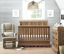 Rustic Convertible Crib Rustic Convertible Crib Growg Trnsformg Ddler Wood Grey Baby Cribs