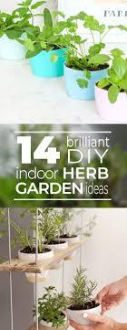 indoor herb garden ideas 14 brilliant diy indoor herb garden ideas the garden glove