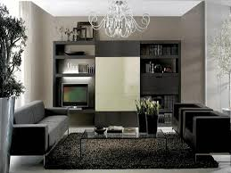 space saving design ideas multi metallic abstract wall decor black