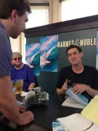 Barnes And Noble Book Signings Nyc Sightings