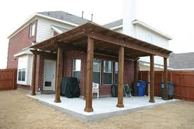 Outdoor Covered Patio Pictures Arbors Seasons Lawn U0026 Landscape